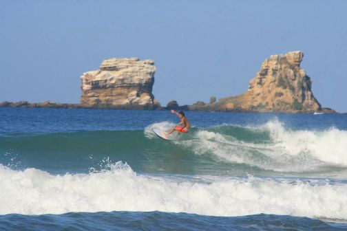 Best Surf Spot in Ecuador