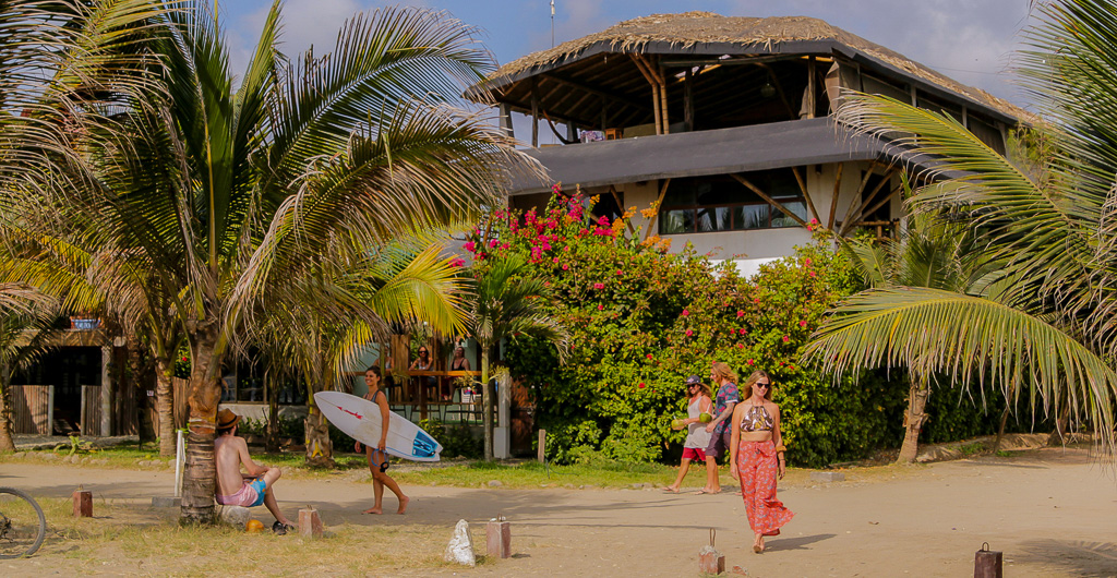 La Casa — Long-term beachfront living in Ayampe, Ecuador
